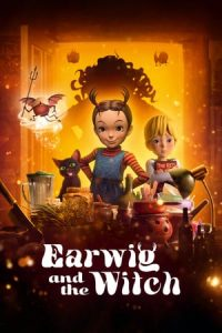 Earwig and the Witch (2021) Subtitle Indonesia